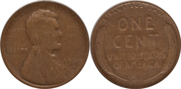 About Good AG3 Lincoln Cent Grading