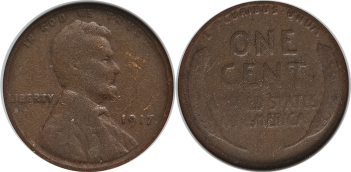 Lincoln Wheat Cent Value G4
