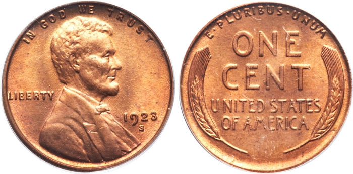 MS65 Lincoln Cent Grading